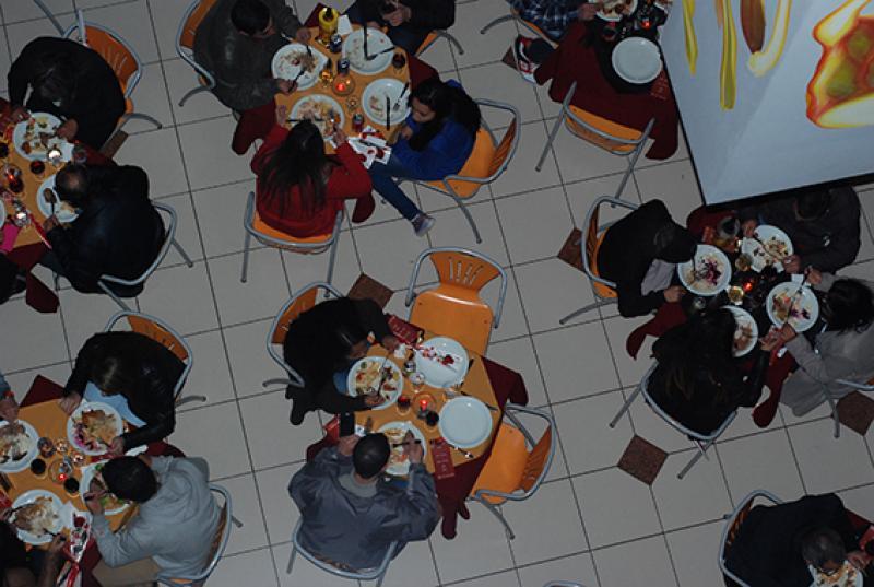 Jantar dos Namorados no Solar Shopping - Solar Shopping