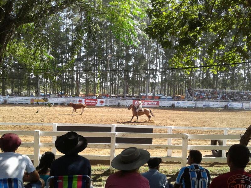 Rodeio de Charqueadas - 3º dia - Parque de Eventos - Dias 9, 10 e 11/3/18