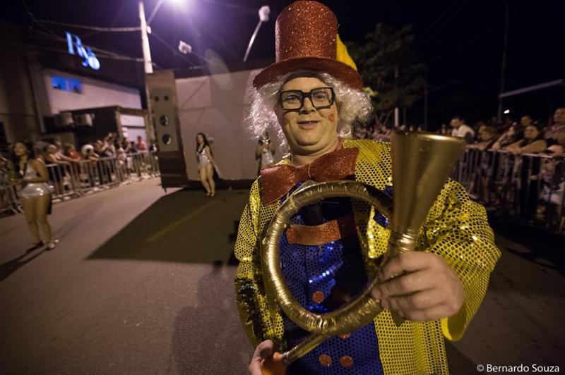 Desfile da Gincana de Charqueadas - GR - Parcao