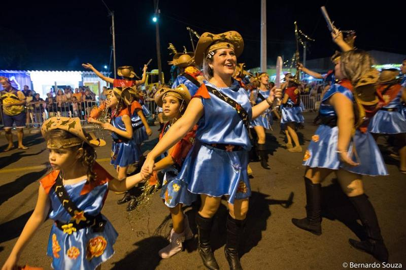Desfile da Gincana de Charqueadas - SPN - Parcao