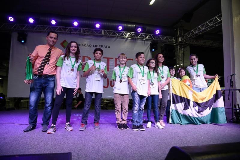Projeto de estudantes da Multieducare Sistema de Ensino, de Butiá, foi premiado na Mostratec